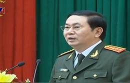Bộ trưởng Trần Đại Quang tiếp xúc cử tri Ninh Bình