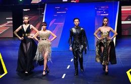 Nhìn lại chặng đường chạm đến ước mơ của top 4 Vietnam's Next Top Model 2015