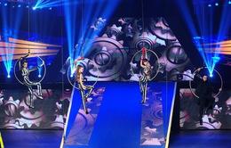 Top 4 Vietnam's Next Top Model 2015 tự tin vượt thử thách khó nhằn đêm chung kết