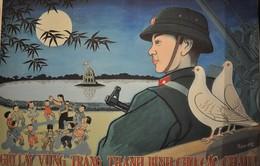 """Triển lãm tranh cổ động """"Một khí thế cách mạng"""""""