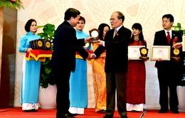 Chủ tịch Quốc hội dự Lễ tuyên dương 85 điển hình tiên tiến