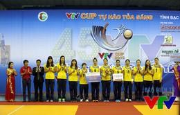 VTV Cup 2015: ĐT Việt Nam giành giải Tư, Linh Chi đoạt Hoa khôi
