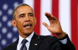 Tổng thống Barack Obama đã rộng đường để hoàn tất TPP