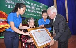 TP.HCM: Trao tặng và truy tặng danh hiệu Bà mẹ Việt Nam Anh hùng