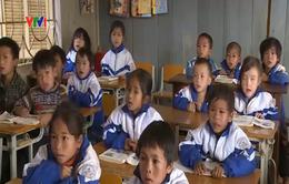 Yên Bái: Nỗ lực đưa trẻ em dân tộc thiểu số tới trường