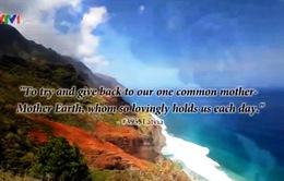 Ngày Trái đất 2015 hướng đến một hành tinh xanh
