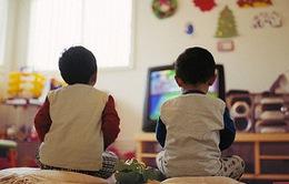 Trẻ em Việt Nam đang... ngồi quá nhiều