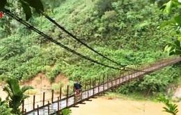 Vì sao Quảng Nam từ chối các dự án xây mới cầu treo?