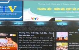 Phát hiện vi phạm sở hữu trí tuệ thương hiệu VTV