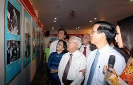 TP.HCM: Khai mạc triển lãm ảnh về Tổng Bí thư Nguyễn Văn Linh