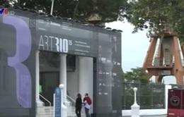 Triển lãm nghệ thuật quốc tế Rio lần thứ 5 tại Brazil