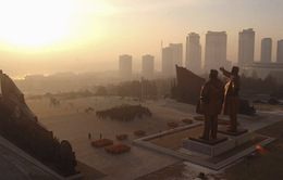 Triều Tiên: Khai mạc liên hoan nghệ thuật mùa xuân