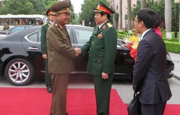 Hội đàm quốc phòng Việt Nam - Triều Tiên