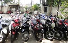 Bình Dương: Bắt giữ băng nhóm nguy hiểm, chuyêntrộm xe gắn máy