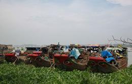 """Nổ súng trấn áp """"cát tặc"""" trên sông Đồng Nai"""