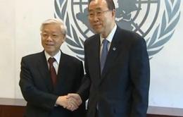 Liên Hợp Quốc - đối tác quan trọng của Việt Nam