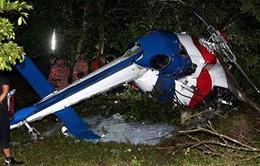 Rơi máy bay tại Malaysia khiến 6 người thiệt mạng