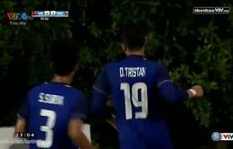 Cầu thủ gốc Việt Tristan Do ghi bàn đẹp cho U23 Thái Lan