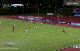 """Quế Ngọc Hải có bàn thắng """"dị"""" vào lưới U23 Timor Leste"""
