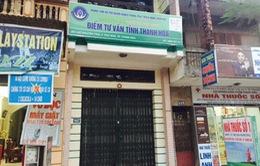 Trung tâm hỗ trợ người nghèo không được phép huy động tiền