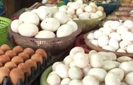 Hà Nội: Giá trứng gia cầm biến động trong mùa Trung thu