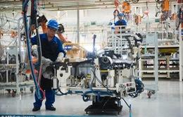 Ngành sản xuất Trung Quốc đang chững lại