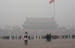 Trung Quốc mịt mù vì ô nhiễm không khí nặng nề