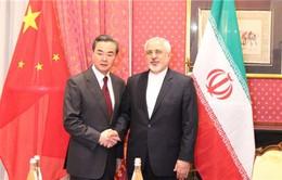 Trung Quốc - Iran tăng cường hợp tác
