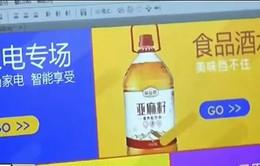Nông dân Trung Quốc tiếp cận thương mại điện tử