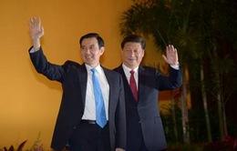 Chủ tịch Trung Quốc gặp nhà lãnh đạo Đài Loan Mã Anh Cửu