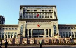 Trung Quốc tiến hành xét xử cựu quan chức cấp cao của CNPC
