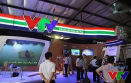 Đài THVN sẵn sàng cho ngày khai mạc Triển lãm Thành tựu KT-XH 2015