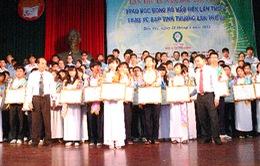 57 học sinh xuất sắc được nhận Giải thưởng Trương Vĩnh Ký lần thứ XI