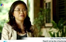"""Trương Thanh Thủy - """"Nữ hoàng khởi nghiệp Việt Nam"""" lên báo Anh"""