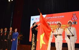 Trường THPT chuyên Hà Nội - Amsterdam đón nhận Huân chương Độc lập hạng Nhì