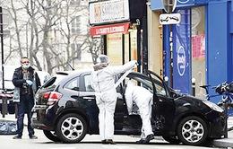 Bỉ truy tìm đối tượng liên quan đến vụ khủng bố tại Paris