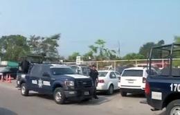 Mexico truy tìm vật liệu phóng xạ bị đánh cắp