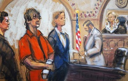 Mỹ xét xử nghi phạm đánh bom khủng bốở Boston