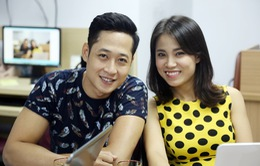 """Giao lưu trực tuyến với DV Quỳnh Hoa - Mạnh Hưng của """"Hôn nhân trong ngõ hẹp"""""""