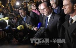 Pháp triển khai 1.500 binh sĩ đảm bảo an ninh tại Paris