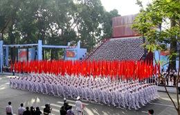 Chùm ảnh Lễ diễu binh và diễu hành kỷ niệm 30/4