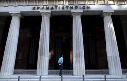 Thị trường chứng khoán Hy Lạp chuẩn bị mở cửa trở lại