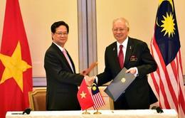 Việt Nam-Malaysia nâng tầm quan hệ lên Đối tác chiến lược