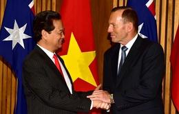 Australia - Việt Nam chia sẻ lợi ích chung trong duy trì hòa bình, ổn định ở khu vực