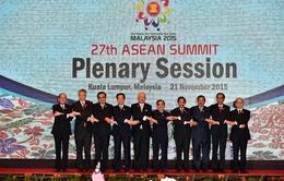 VTV tường thuật trực tiếp lễ ký kết 'Thành lập Cộng đồng ASEAN'
