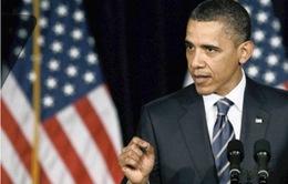 Tổng thống Mỹ hối thúc Quốc hội thông qua Dự luật Ngân sách