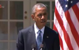 Tổng thống Mỹ lên án vụ bạo loạn tại Baltimore