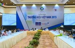 Diễn đàn thương hiệu Việt Nam 2015