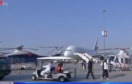60 nước tham dự Triển lãm hàng không Dubai 2015