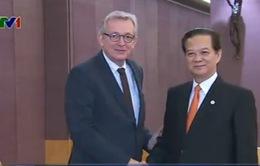 Thủ tướng tiếp Bí thư toàn quốc Đảng Cộng sản Pháp